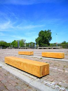 Carat Arbor Bench