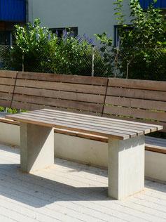 Magnus Concrete Table