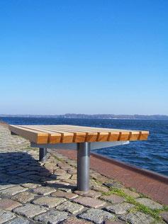 Miramar Platform Bench