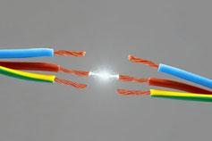 Elektro-Kupfer-Kabel
