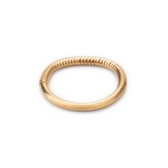 Ring, gold, minimalistisches Design, Schmuckdesign, Schmuckdesignerin aus Düsseldorf, Maren Düsel Schmuckdesign, handgefertigt