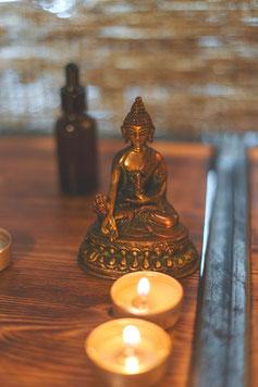 rituels de soins corps à l'oriental gommage massage enveloppement