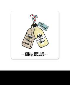 "Keramikuntersetzer ""GINgle Bells"" kaufen"
