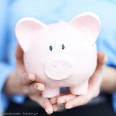 Schriftliche Kostenvorhersage