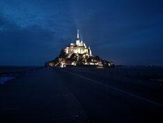 Soirée Grande Marée Mont-Saint-Michel