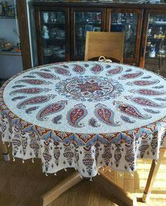 ペルシャサラサ 150x150 円形