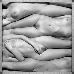 Collezione metroquadro in bianco e nero di Saverio Lombardi Vallauri