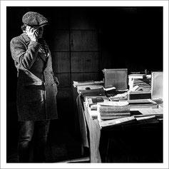 """Collezione """"Vecchi libri in piazza"""" fotografie di Erminio Vanzan"""