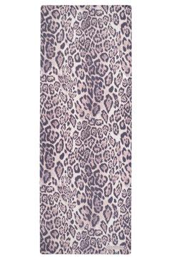 Yogamatte Naturkautschuk Leopard Print