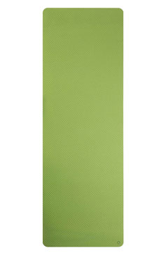 Yogamatte TPE grün