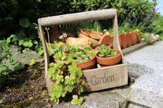 Dekoration für den Garten