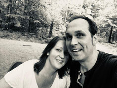 Herr Ben Folgmann mit Ehefrau Melanie Folgmann-Garcia