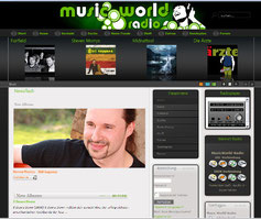 MusicWorld Radio im Internet