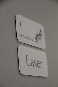 Bild Laserbehandlung