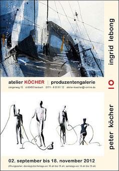 plakat, gestaltung: atelier köcher