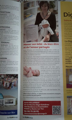 Magazine Filon Mag Sud Vendée avril 2018