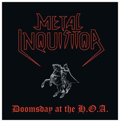 "2007 ""Doomsday at The H.O.A."" (CD + LP), Recorded at the Headbangers Open Air Festival, July 14th 2006, Hellion-Records"