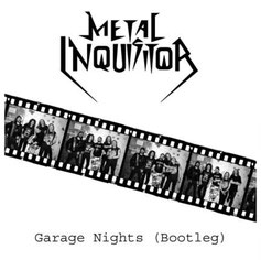"2008 ""Garage Nights (Bootleg)"" (LP), KNEEL BEFORE THE MASTER'S THRONE-Records; Limited Edition, White Vinyl"