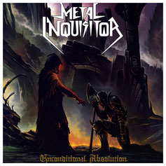 "2010 ""Unconditional Absolution"" (CD + LP), Hellion Records"