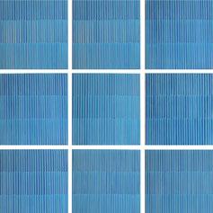 multiple, 6.2.016 1-9, 150 x 150 cm