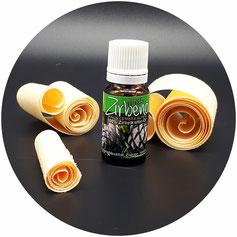 Zirbenöl echt und reines ätherisches Zirben Öl 10ml Bio und Naturrein