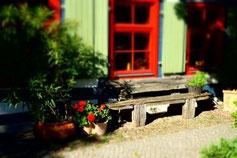 bunte Häuser in Templin entdecken