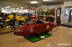 Neuseeland - Motorrad - Reise - Invercargill - The world´s fastest Indian - Burt Munro