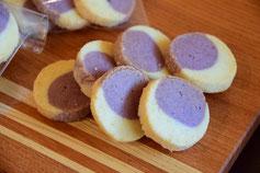 ココブルクッキー*ココナッツ・ブルーベリー