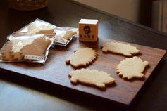 可愛いお菓子,可愛いクッキー,動物クッキー,たぬきのお菓子,かわいいお菓子,クッキー,