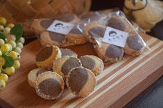 ココオレクッキー*ココナッツ・オレンジ