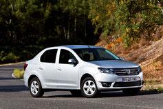 Location de voiture en Guadeloupe pas cher - Dacia Logan