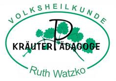 Ruth Watzko - Zertifikat Volksheilkunde