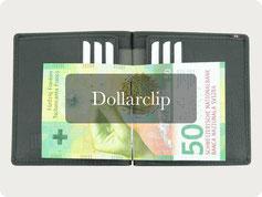 Portemonnaie Notenclip Dollarclip