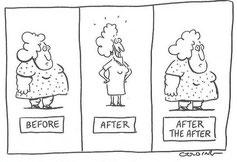 Sans cesse prendre, perdre et reprendre du poids