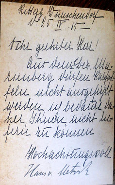 Bild: Teichler Wünschendorf Rittergut Metsch