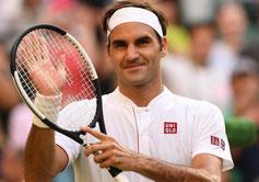lion roger Federer