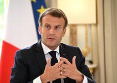 sagittaire Emmanuel Macron