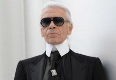 vierge Karl Lagerfeld