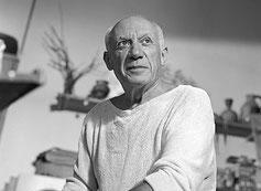 scorpion Pablo Picasso