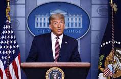 gémeaux Trump