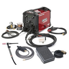 PAQ. Power MIG 210 MP básico STICK/MIG