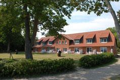Gästehaus 3 mit Ostseeblick