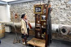 Oeuvre le Retable, C.Lafosse, Les Ateliers du 5