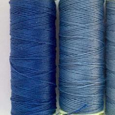 meerblau, himmelblau