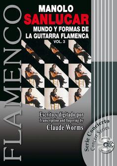Manolo Sanlúcar - Mundo y formas de la guitarra flamenca 3