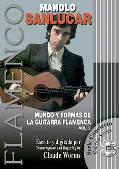 Manolo Sanlúcar - Mundo y formas de la guitarra flamenca 2