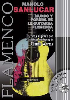 Manolo Sanlúcar - Mundo y formas de la guitarra flamenca 1