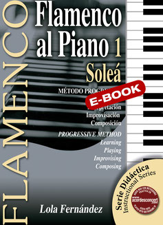 Flamenco al piano 1: Soleá