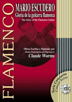 Mario Escudero - Gloria de la guitarra flamenca