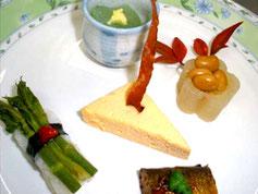袋田の滝 悠久の宿 滝美館 お食事